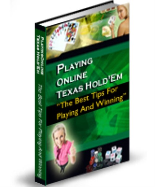 How to play poker holdem